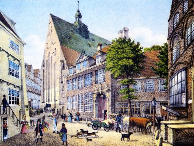 Kloster Hamburg