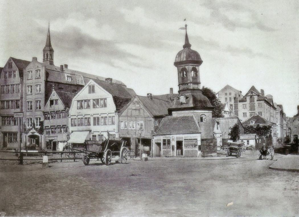 St Annen Kirche Hamburg