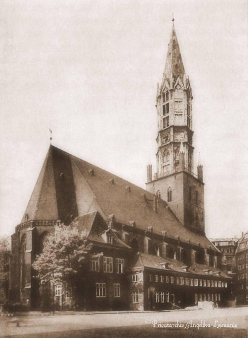 St.Jacobi Hamburg